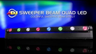 getlinkyoutube.com-ADJ Sweeper Beam Quad LED