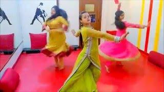 getlinkyoutube.com-Deewani Mastani Choreography - Bajirao Mastani - Delhi Dance Academy