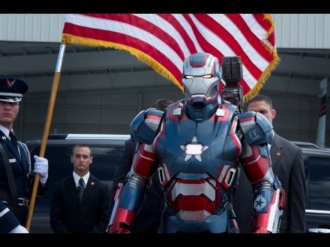 Iron Man 3 Teaser Trailer UK - Official Marvel | HD