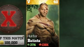 getlinkyoutube.com-WWE Immortals - Hunter Batista Nightmare Boss Battle