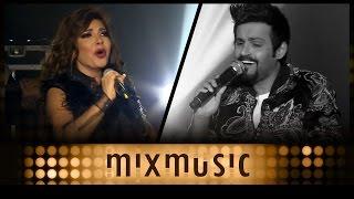 getlinkyoutube.com-#MixMusic   حمد القطان - ما في أحد - أصالة نصري - ذاك الغبي
