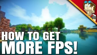 getlinkyoutube.com-Minecraft - Ultimate FPS guide - How to boost and improve your FPS even with shaders and mods