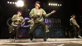 getlinkyoutube.com-Ruff Diamond | 3rd Place - Upper Division | World of Dance London Qualifier | #WODUK16