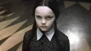 "getlinkyoutube.com-Wednesday Addams : ""Lies"""