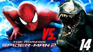 getlinkyoutube.com-The Amazing Spider-Man 2 - iOS/Android - Walkthrough/Let`s Play - #14 First Fight with Venom