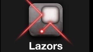 getlinkyoutube.com-Lazors - Elementary - Level 1-10 Walkthrough (iphone, Android, ipad)