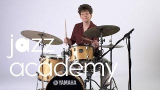 getlinkyoutube.com-How to Use the Five Stroke Roll in Jazz Drumming