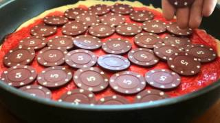 PEPPERONI PIZZA - STOP MOTION