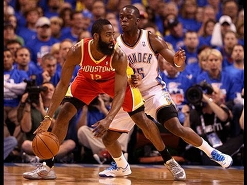 James Harden Takes Charge in OKC