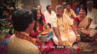 "getlinkyoutube.com-A Tamil ""Nitchiyam"" Ceremony with English subtitles by Gregs Video 2012"