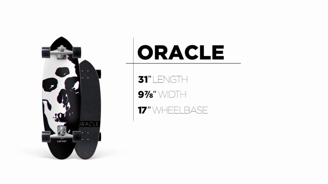 31″ Oracle