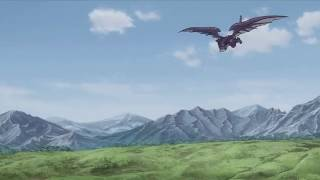 getlinkyoutube.com-Fairy Tail (2014) | Igneel's death | Natsu cries