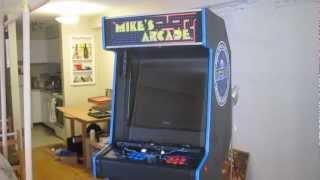 getlinkyoutube.com-Custom MAME Arcade Cabinet