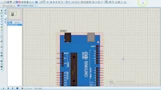 getlinkyoutube.com-Como instalar y usar Libreria para simular Arduino en Proteus 8- Simulino v3