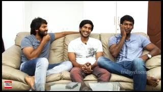 Vishal Arya Vishnu Vishal & interviews @ Jeeva Movie Experience
