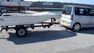 getlinkyoutube.com-ホープ ボート DS-110SⅡ