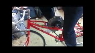 getlinkyoutube.com-KERS bicycle technology university project at AIT