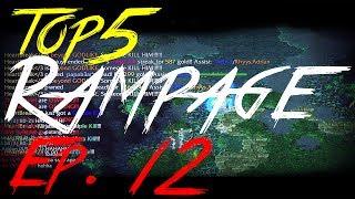 getlinkyoutube.com-PhDotA - Top5 Rampage Ep. 12