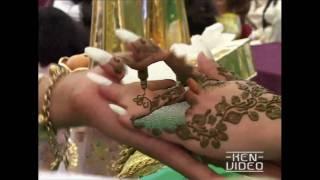 getlinkyoutube.com-Cérémonie du Héné au maroc