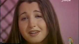 getlinkyoutube.com-مقابلة قديمة مع نانسي عجرم