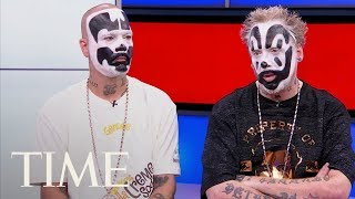 Why The Insane Clown Posse Is Marching On Washington: