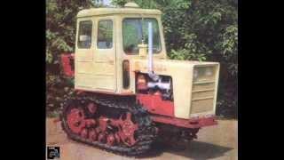 getlinkyoutube.com-Tractor KTZ T-54 Bolgar