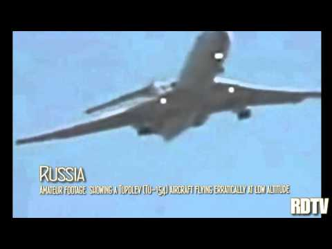 RUSSIA: Russian Aircraft Flying erratically at low Altitude
