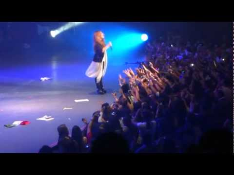 Give Your Heart A Break - Demi Lovato - Mexico 2012