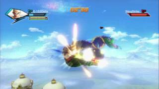 getlinkyoutube.com-Dragonball Xenoverse - Piccolo Death Combo