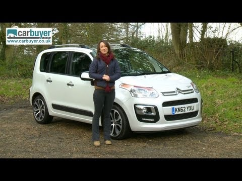 Citroen C3 Picasso review - CarBuyer
