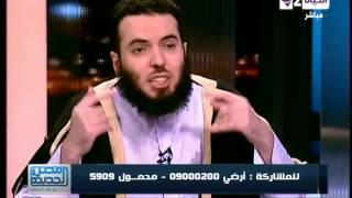 getlinkyoutube.com-مصر الجديدة - الداعية شريف الصاوى : الكلام الذى قاله أحمد يشكل صدمة وجعل جسمى يرتعش