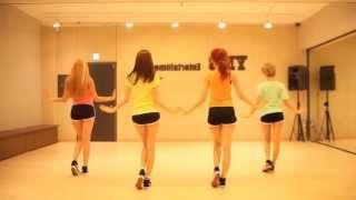 getlinkyoutube.com-BESTie 'Pit-a-pat' mirrored Dance Practice