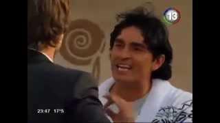 getlinkyoutube.com-Dulce Amor - Marcos y Lorenzo a las piñas