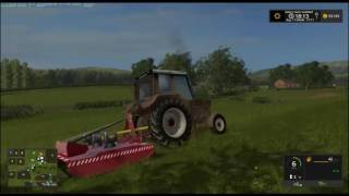 Farming Simulator 17 - Drumard Farm - Episode 23 - Mowing