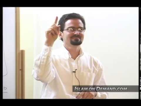 The Lives of the Human Being - By Hamza Yusuf - Part 1 of 2 (We are the original producer)
