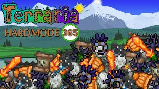 Terraria Part 365 - INSANE PUMPKIN MOON LOOT