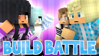 getlinkyoutube.com-Boys VS Girls | Minecraft Build Battle