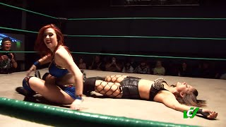 getlinkyoutube.com-CLASH Wrestling: Taeler Hendrix vs Allysin Kay (Full Match) Divided We Fall