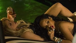 Shakira-Rihanna-Making-of-Cant-Remember-To-Forget-You-short-version width=
