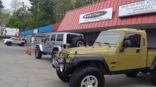 getlinkyoutube.com-Jeep Wrangler truck conversions