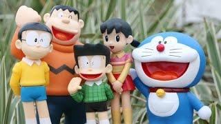 getlinkyoutube.com-Doraemon Cartoon in Hindi & Urdu  New collection of toy figures