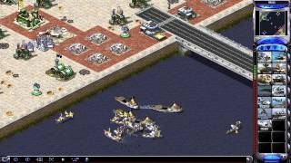 getlinkyoutube.com-Command & Conquer: Red Alert 2 Online - Multiplayer Gameplay - CnCNet