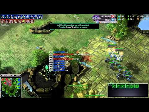 Moonglade vs TheSTC - Game 2 Part 1 - WCS AM Premier Ro16 Group B