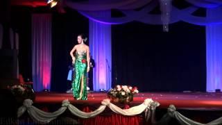 getlinkyoutube.com-Miss Hmong International 2015  - Evening Gown
