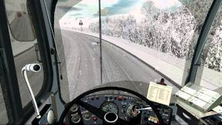 getlinkyoutube.com-Omsi The Bus Simulator Dublin Bus Route 6 to Herne bay Canterbury MB0305