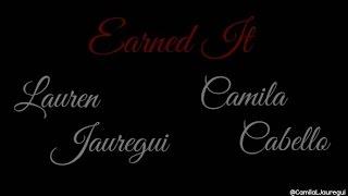 getlinkyoutube.com-Camren ll Earned It ll The Weeknd (Hot)