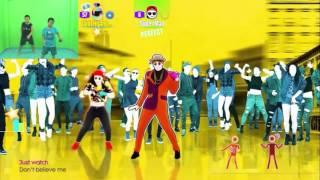 getlinkyoutube.com-[Just Dance Now] Super Fan Kids - Uptown Funk