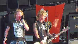 Guns N'Roses -Welcome To The Jungle live at Download Festival 2018