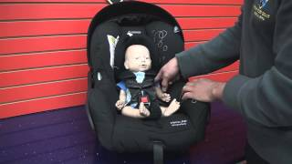 getlinkyoutube.com-Maxi Cosi Mico: How to Correctly Place child