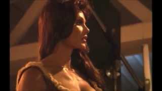 "getlinkyoutube.com-CORY EVERSON as Raquel Welch ""one million years BC"""